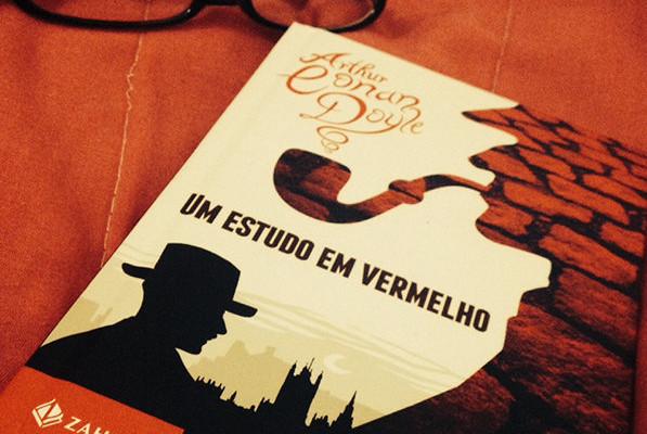 Um estudo em vermelho – Sir Arthur Conan Doyle