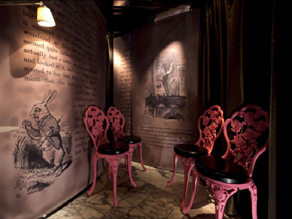 Alice In Wonderland Fantasy Dining 2