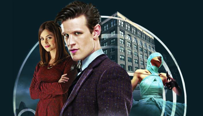 Doctor Who – Mortalha da Lamentação
