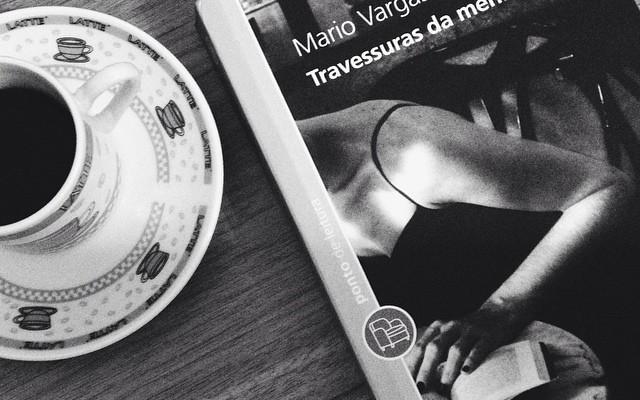 Travessuras da menina má – Mario Vargas Llosa