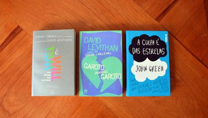 Três livros fofos para o dia dos namorados