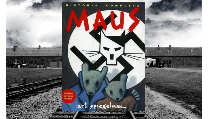 Maus – Art Spiegelman