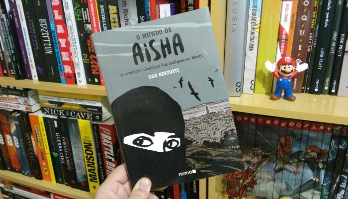 O mundo de Aisha – Ugo Bertotti