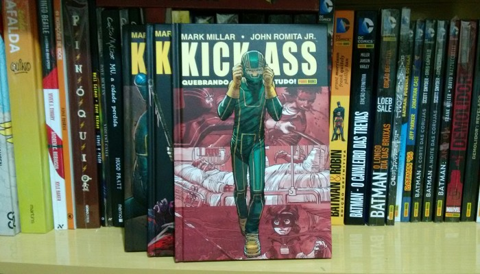 [HQs que viraram filme] Kick-Ass: quebrando tudo