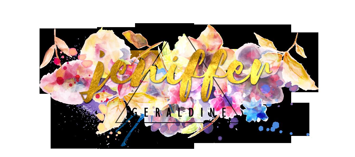 Jeniffer Geraldine | Blog sobre as coisas boas da vida