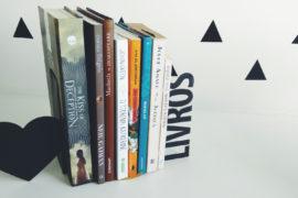 Livros para Maratona Literária de Inverno #MLI2016