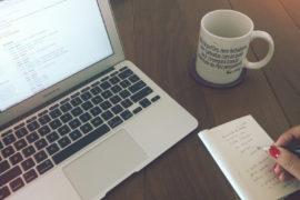 Um papo sobre organização e produtividade