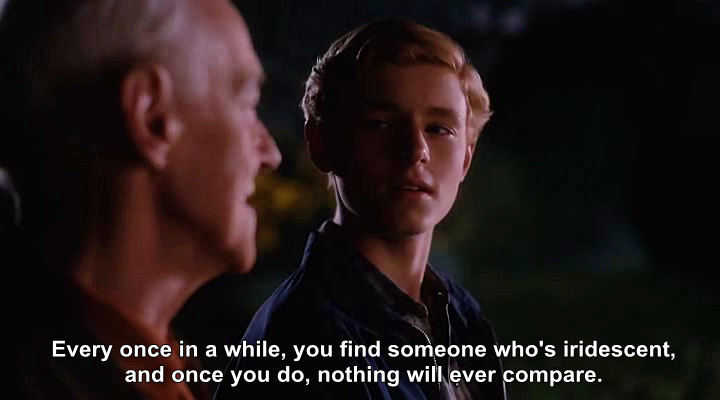 """""""Alguns de nós são pálidos, outros brilhantes e outros são coloridos, mas, de vez em quando encontramos alguém que é irradiante... E quando encontramos, não há nada que se compare."""""""