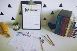 Planner do Geraldas – fevereiro e março de 2017