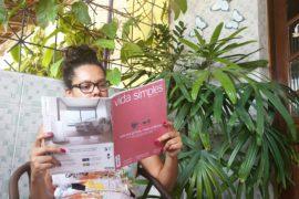 3 revistas e 2 jornais