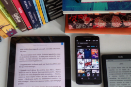 As vantagens da leitura digital na minha vida