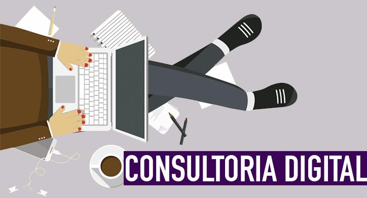 Planejamento, conteúdo, mídias sociais, blogs e sites