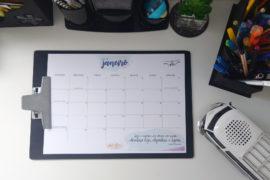 Planner 2018 – 1º semestre