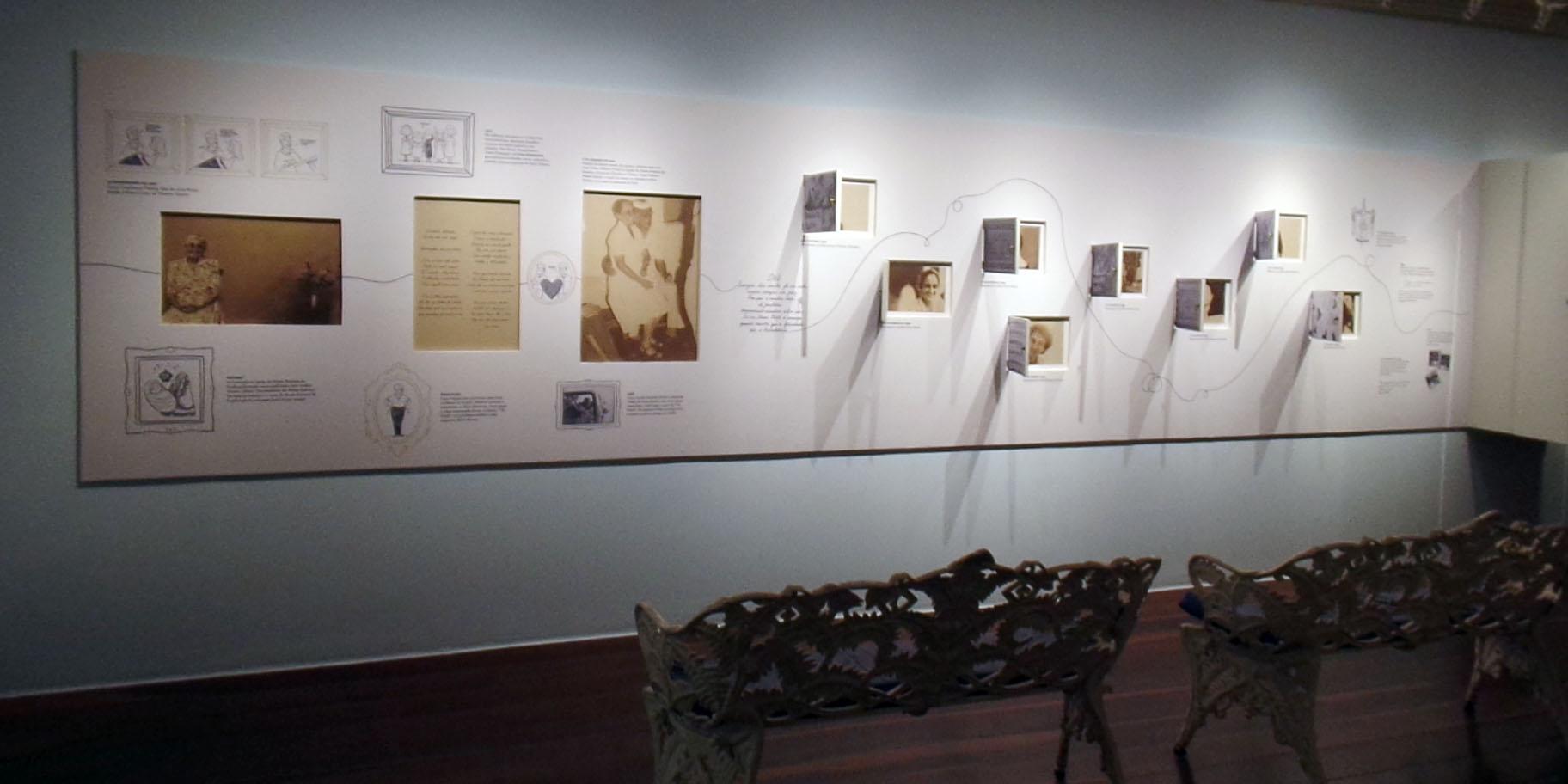 Exposição em homenagem a Dona Canô | Caixa Cultural Salvador