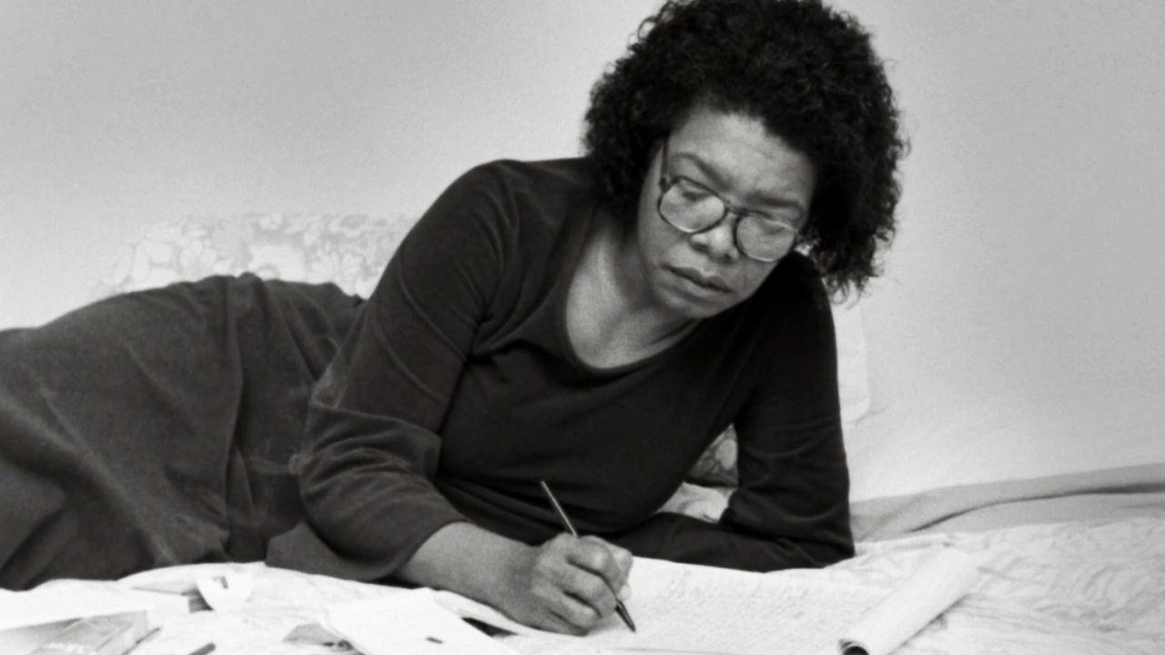 Maya Angelou, e ainda resisto