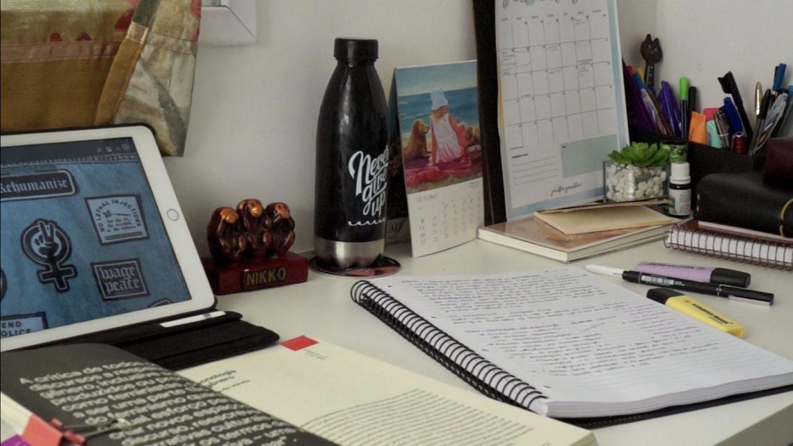 uma tarde de estudos e leituras | #studyvlog