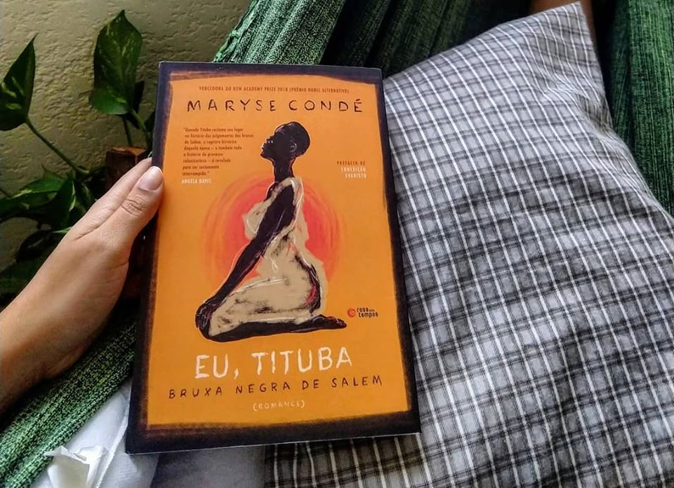 Eu, Tituba, bruxa negra de Salem